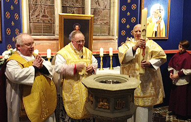 how to live in accordance to the catholic church