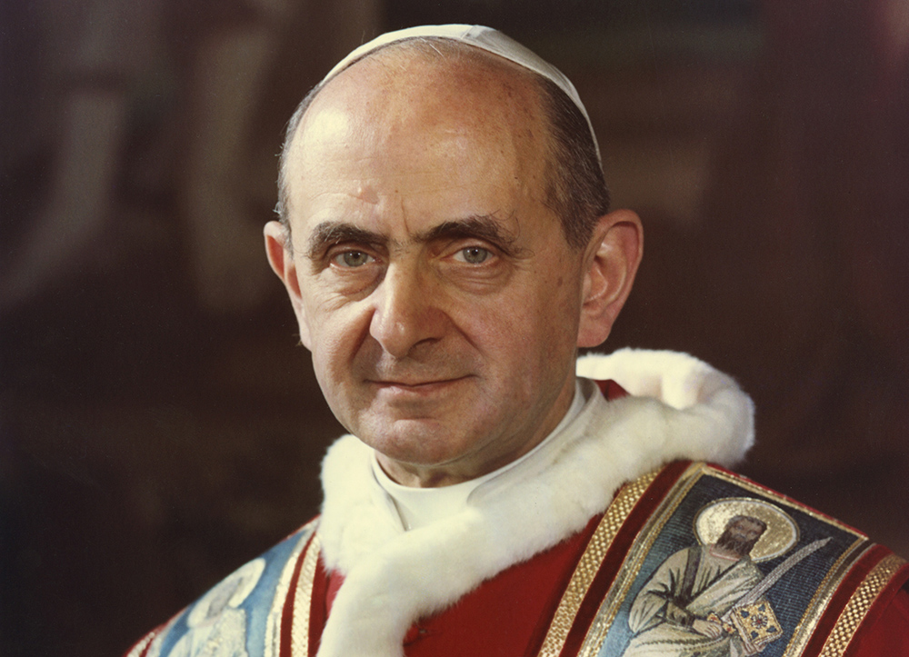 BLESSED PAUL VI CANONIZATION